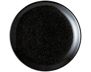 ニューチャイナ 黒玉渕26cm皿