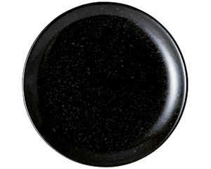 ニューチャイナ 黒玉渕21cm皿