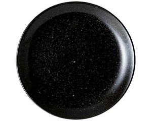 ニューチャイナ 黒玉渕19cm皿