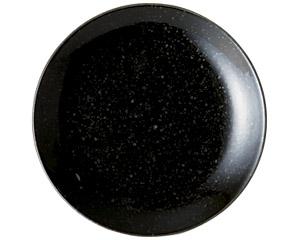 ニューチャイナ 黒玉渕16cm皿