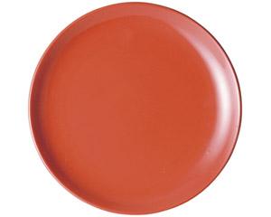 ニューチャイナ 赤玉渕26cm皿