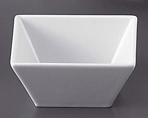 ホワイトスクエアー10cm四角鉢