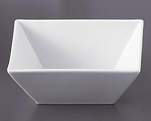 ホワイトスクエアー15cm四角鉢