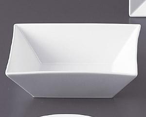 ホワイトスクエアー21cm四角鉢
