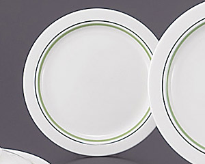 グリーンロイヤル61/2寸パン皿