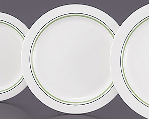 グリーンロイヤル9寸ミート皿