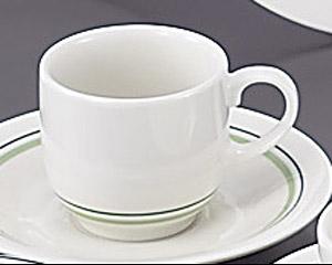 グリーンロイヤルコーヒーカップのみ