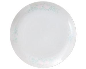 桃 8.5吋メタ丸皿