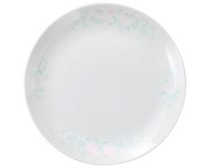 桃 7.5吋メタ丸皿