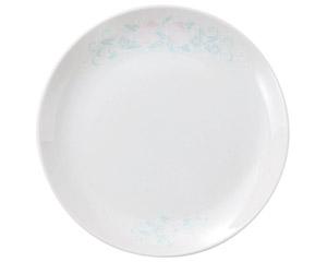 桃 6.5吋メタ丸皿