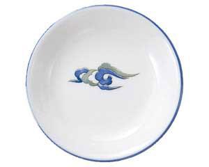 ルリ白竜 3.0丸皿