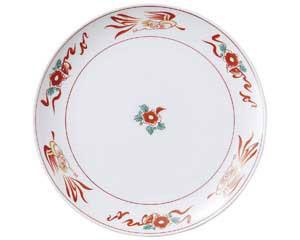 花鳥 10吋丸皿