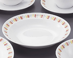 DCパーマナンス(強化・イングレ)71/2寸スープ皿
