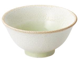 釉彩 若草 4.0スープ碗