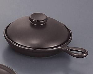 耐熱食器(直火・オーブンOK)蓋付片手フライパン15cm