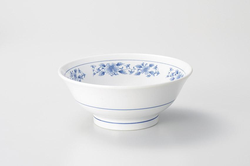 【24個セット】花鳳凰定6.8高台丼 画像1
