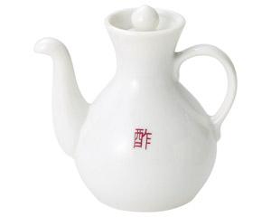白中華 カスター酢