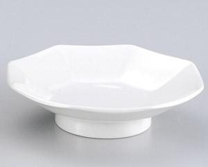 中華白八角シューマイ皿