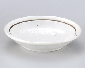 粉引ライン3.0皿