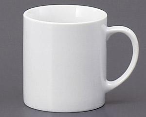 白Hマグカップ