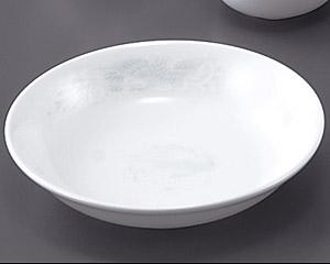花蓮(スーパーホワイト)(強化)51/2寸取皿