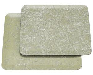 [TA]耐熱寿角盆 うぐいす和紙尺1寸[洗]