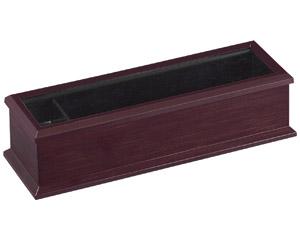[A]24cm元禄箸箱(楊枝入付)消溜