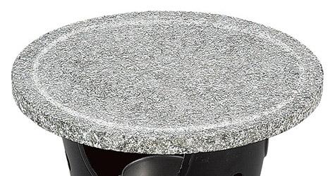 [石]18cm丸石焼プレート 画像