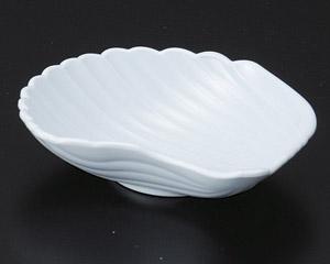 [P]貝型珍味(樹脂製) ブルー