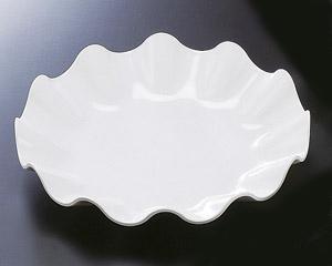 [M]ウエーブ丸盛皿(メラミン樹脂)30cm
