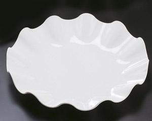 [M]ウエーブ丸盛皿(メラミン樹脂)40cm