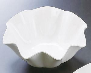 [M]ウエーブ丸盛鉢(メラミン樹脂)28cm