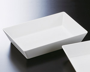 [M]長角深盛皿(メラミン樹脂)25cm