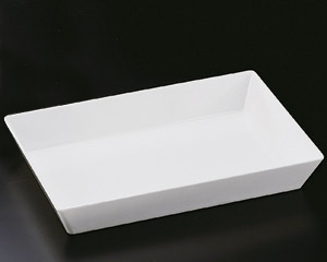 [M]長角深盛皿(メラミン樹脂)35cm
