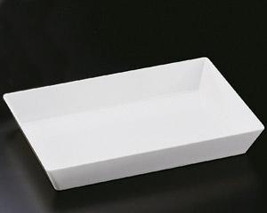 [M]長角深盛皿(メラミン樹脂)45cm