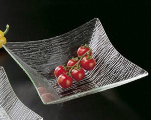 [AC]さざ波四方上り深盛鉢36cm(本体のみ)目皿別売り