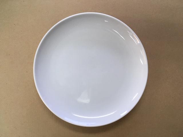 白玉渕21cmメタ丸皿・特価(在庫54個限り)