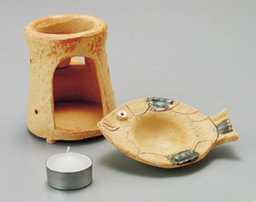 島ねこ 茶香炉 画像2