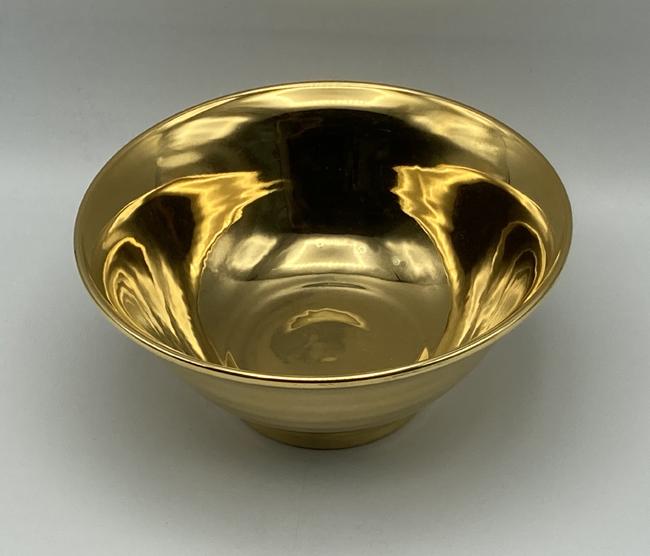 エバーゴールド 金塗麺鉢 サムネイル2