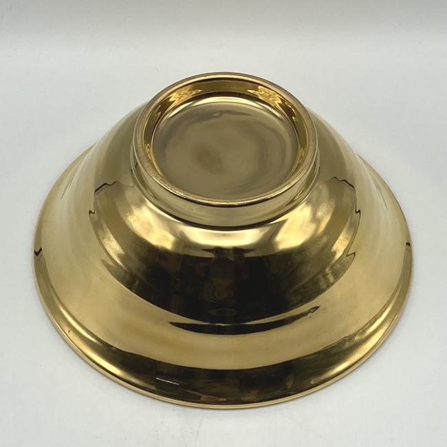 エバーゴールド 金塗麺鉢 サムネイル4