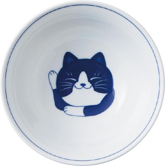 ねこちぐらハチワレ UK麺鉢 画像2