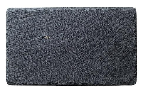 スレート(石)ボードレクタングル30cm